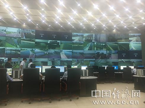 图为南水北调中线总调中心经济日报-中国经济网 年巍摄