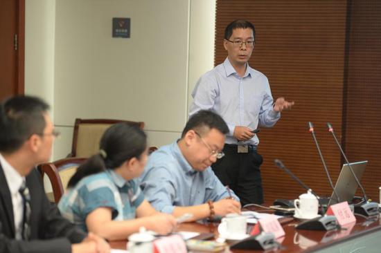 高级技术专家吴楚。