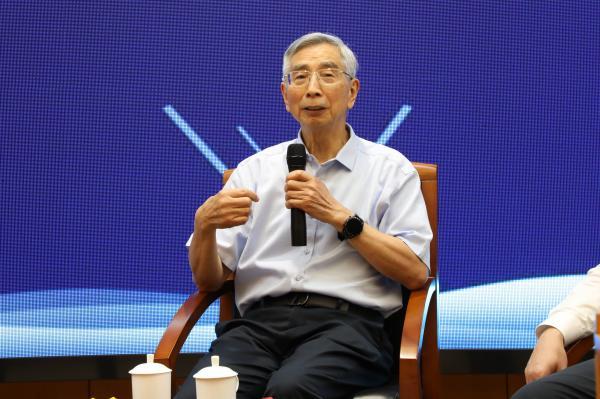 中国工程院院士、中国科学院计算技术研究所研究员倪光南