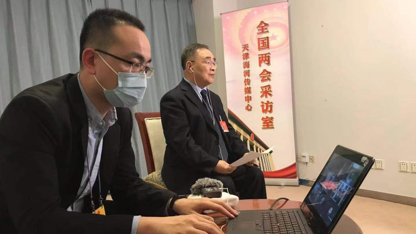 张伯礼:全社会应给新冠肺炎康复者更多关爱